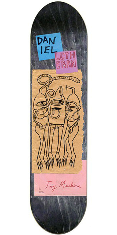 Toy Machine Lutheran Scraps - Assorted - 8.375 - Skateboard Deck