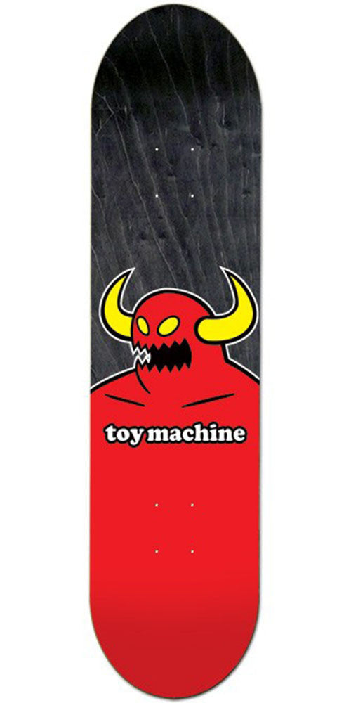 Toy Machine Monster Large - Assorted - 8.125 - Skateboard Deck