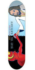 Toy Machine Bury The Hatchet - Multi - 8.0 - Skateboard Deck