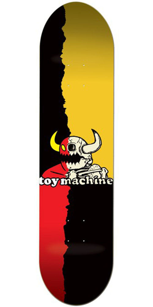 Toy Machine Rip Torn Monster - Multi - 8.5 - Skateboard Deck