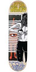 Toy Machine Harmony Peeping Toy - Multi - 8.375in x 31.88in - Skateboard Deck