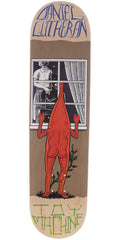 Toy Machine Lutheran Peeping Toy - Multi - 8.25in x 31.875in - Skateboard Deck