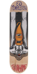 Toy Machine Templeton Peeping Toy - Multi - 8.0in x 32.25in - Skateboard Deck