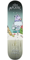 Toy Machine Leabres Last Supper - Multi - 8.125in x 31.75in - Skateboard Deck