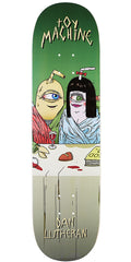 Toy Machine Lutheran Last Supper - Multi - 8.25in x 31.75in - Skateboard Deck