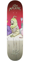Toy Machine Marks Last Supper - Multi - 8.5in x 32.38in - Skateboard Deck