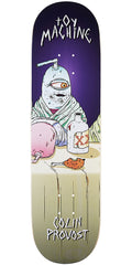 Toy Machine Provost Last Supper - Multi - 8.25in x 31.88in - Skateboard Deck