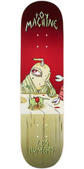 Toy Machine Romero Last Supper - Multi - 8.125in x 31.75in - Skateboard Deck