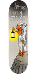Toy Machine Provost Stairway - Olive - 8.375in x 32.0in - Skateboard Deck