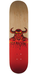 Toy Machine Hell Monster - Brown/Red - 8.25in x 32.25in - Skateboard Deck
