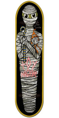 Toy Machine Mummy - Multi - 8.0in x 32.0in - Skateboard Deck