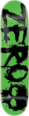Zero Blood Negative Green - Green/Black - 8.0 - Skateboard Deck