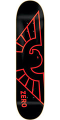 Zero Bird Tribute - Black/Red - 8.125 - Skateboard Deck