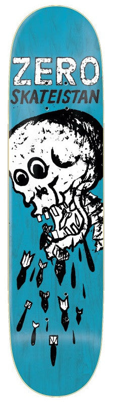 Zero Skateistan Bombs - Assorted - 7.625in - Skateboard Deck