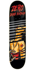 Zero Burman Stalker - Black - 8.375in - Skateboard Deck