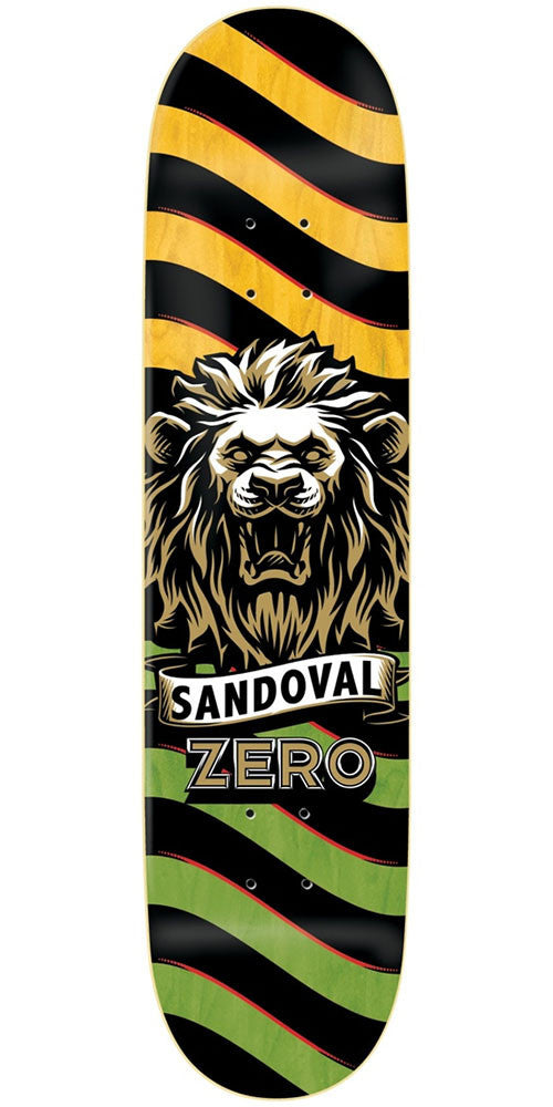 Zero Tommy Sandoval Icon Series IL - Multi - 8.125in - Skateboard Deck