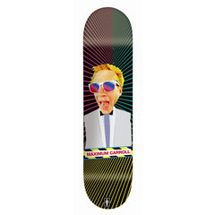 Girl Carroll Maximum - Multi - 8.125 - Skateboard Deck