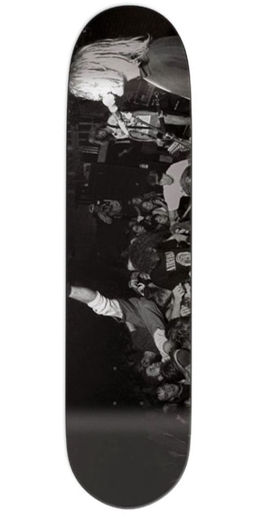 Girl Spike Photo - Nirvana - 8.5in x 31.875in - Skateboard Deck