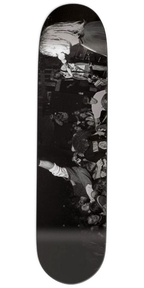 Girl Spike Photo - Nirvana - 8.5in x 32.25in - Skateboard Deck