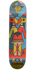 Girl Carroll Totem - Multi - 8.125in x 31.625in - Skateboard Deck
