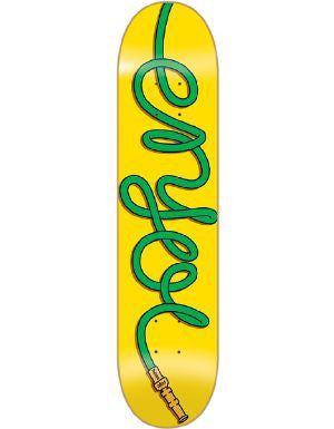 Enjoi Jose Rojo Hose R7 - Yellow/Green - 8.0 - Skateboard Deck