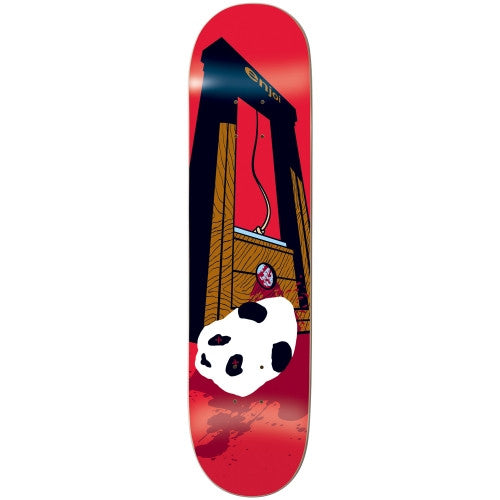 Enjoi Guillotine R7 - Red/Black - 8.25 - Skateboard Deck