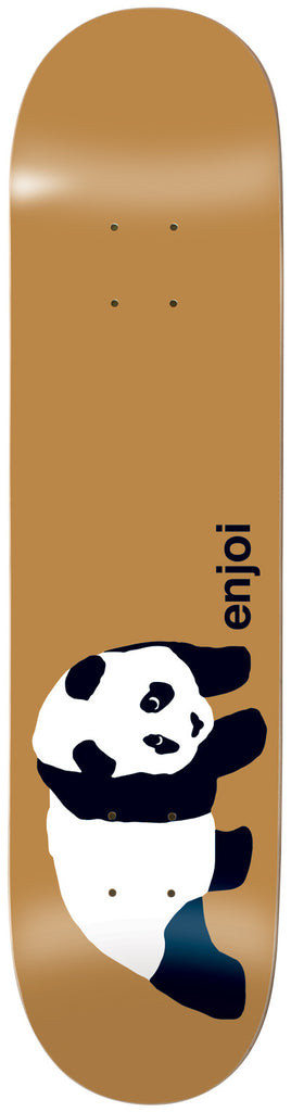 Enjoi Original Panda R7 - Bronze - 7.6 - Skateboard Deck