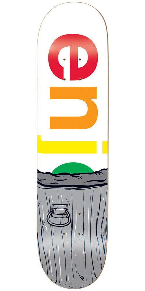 Enjoi Trashy R7 - Multi - 8.25 - Skateboard Deck
