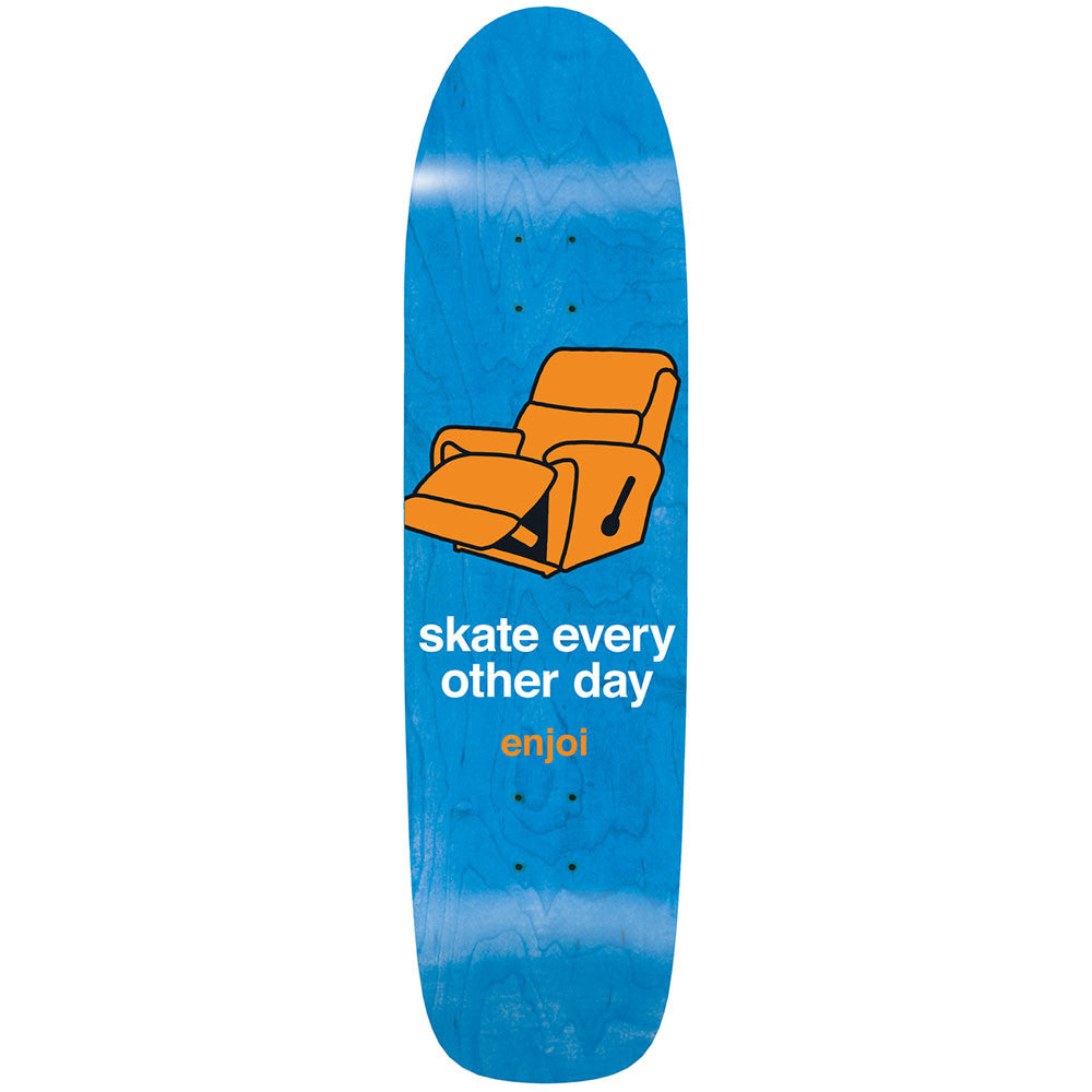 Enjoi Lazy R7 - Blue - 8.63 - Skateboard Deck