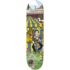 Enjoi Cairo Foster Carnival R7 - Multi - 8.38in - Skateboard Deck