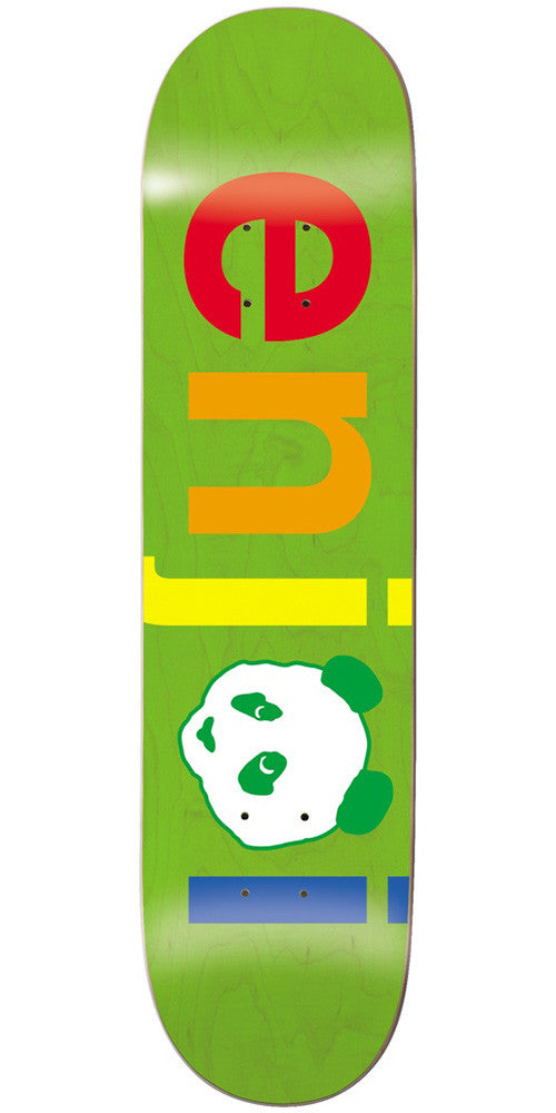 Enjoi Spectrum No Brainer HYB - Green - 7.75in - Skateboard Deck