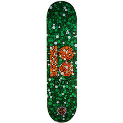 Plan B Ladd P2 Eye Test - Green - 7.7 - Skateboard Deck