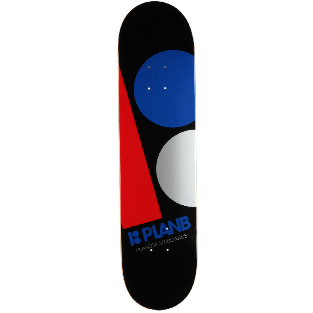 Plan B Massive - Black - 7.75 - Skateboard Deck
