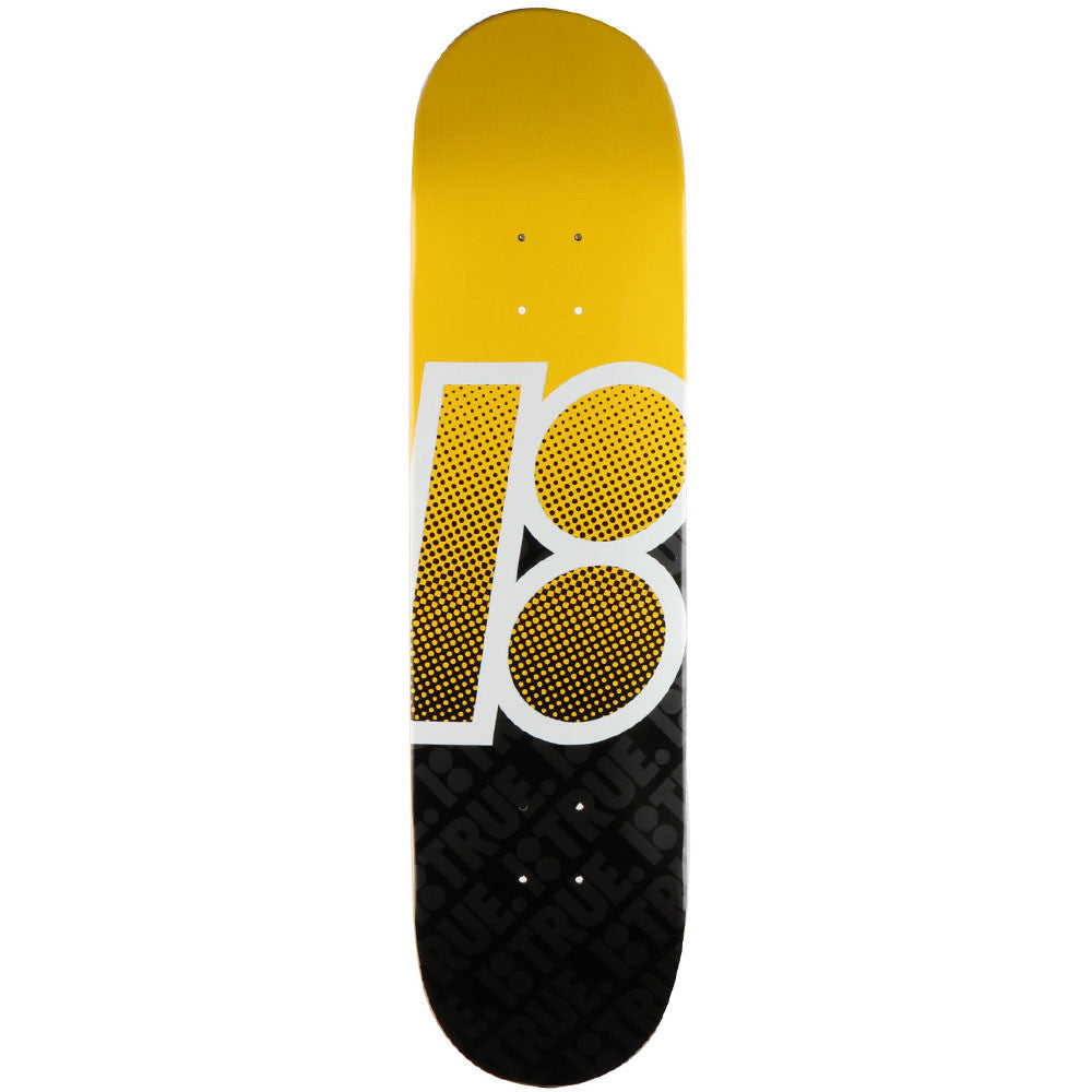 Plan B Spectrum - Yellow/Black - 8.0 - Skateboard Deck