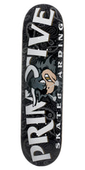 Primitive Raging Bull - Black - 8.125 - Skateboard Deck