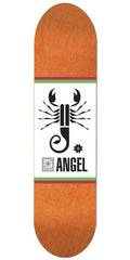 Habitat Angel Seminal - Orange - 8.25in - Skateboard Deck