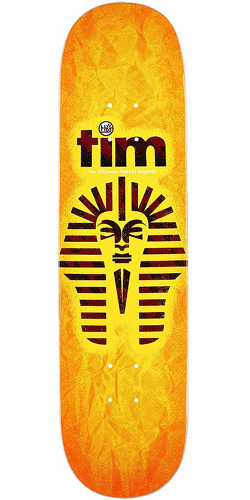 Habitat Tim O'Connor Original - Yellow/Orange - 8.125in - Skateboard Deck