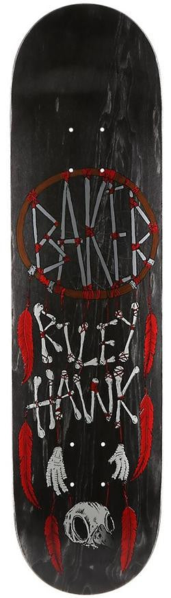 Baker RH Dreamcatcher - Black - 8.125 - Skateboard Deck
