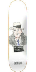 Baker Andrew Reynolds Capo - White - 8.125in - Skateboard Deck