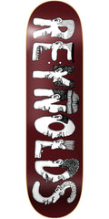 Baker AR Dabble - Brown - 7.75in - Skateboard Deck
