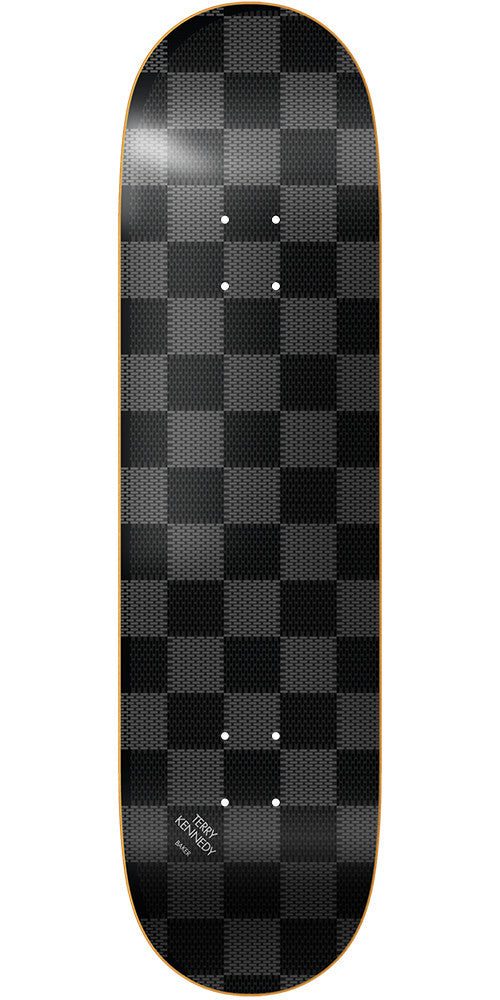 Baker TK Woe - Black - 8.0in - Skateboard Deck