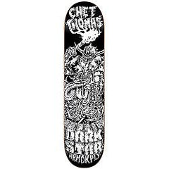 Darkstar - Barbecue AP - Black/White - 8.0 - Skkateboard Deck