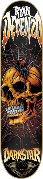 Darkstar Entrance AL3 Decenzo - Black - 8.0 - Skateboard Deck