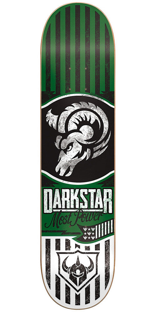 Darkstar Power SL - Green - 8.1 - Skateboard Deck
