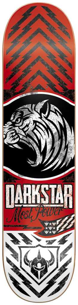Darkstar Power SL - Red - 7.75 - Skateboard Deck