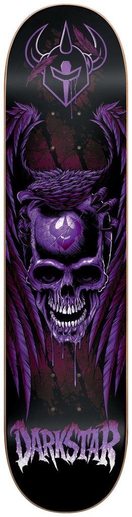 Darkstar Entrance Eagle SL - Purple - 7.9 - Skateboard Deck