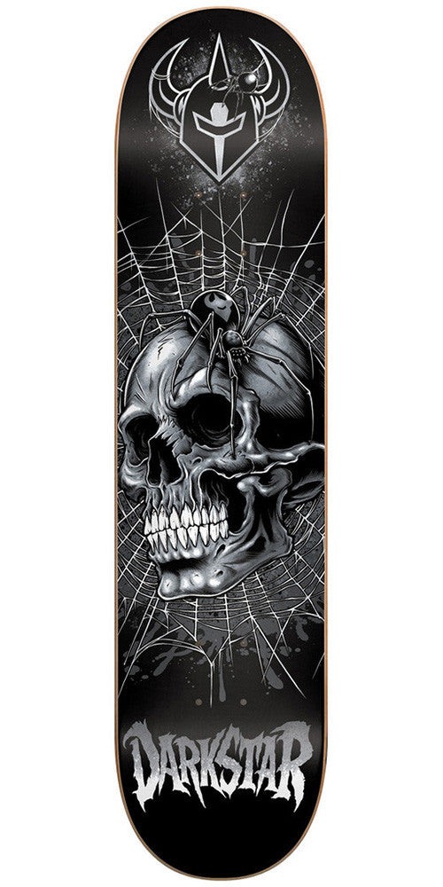 Darkstar Entrance Spider SL - Grey - 8.25 - Skateboard Deck