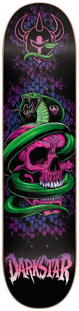 Darkstar Entrance Snake SL - Pink - 8.0 - Skateboard Deck