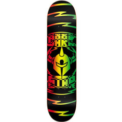 Blemished Darkstar Shock SL - Rasta - 8.0 - Skateboard Deck