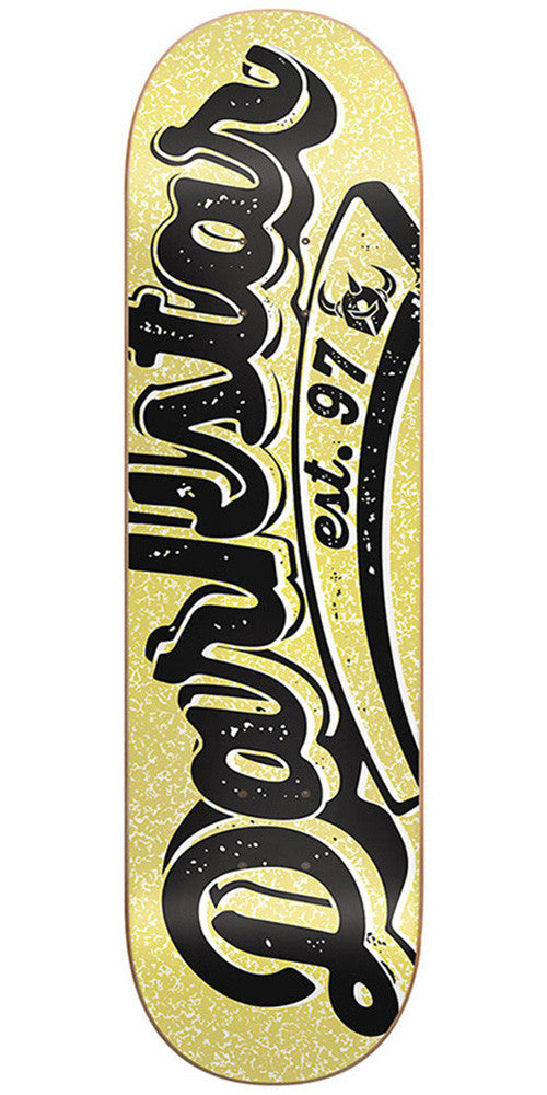 Darkstar Scrypt SL - Gold - 8.25 - Skateboard Deck